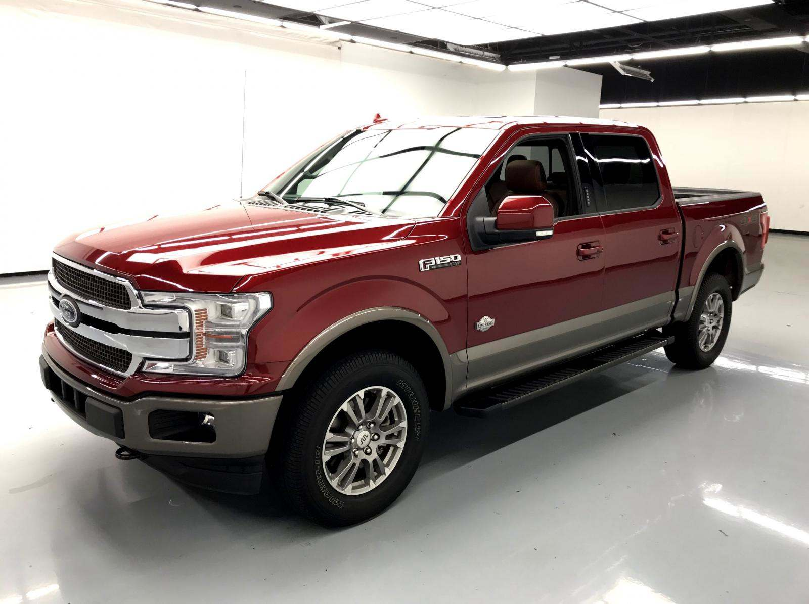 used Ford F-150 2019 vin: 1FTEW1E43KFA82974