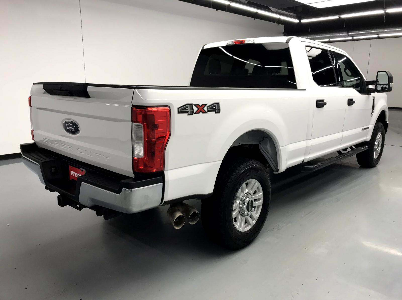 used Ford F-250 Super Duty 2019 vin: 1FT7W2BT4KED74813