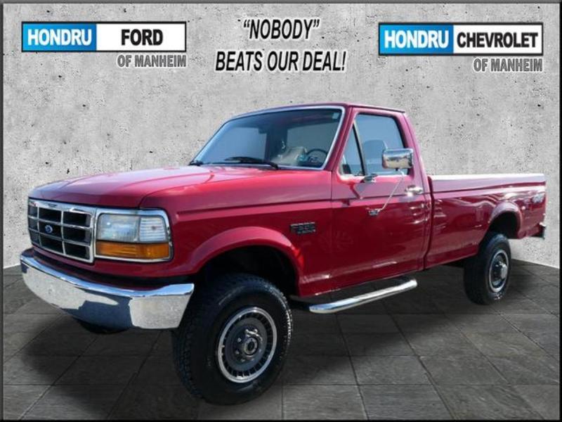 Ford F-250 1996 $7995.00 incacar.com