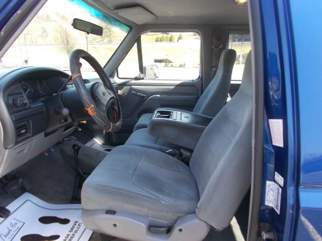 used Ford F-250 1996 vin: 1FTHX26G6TEB67047