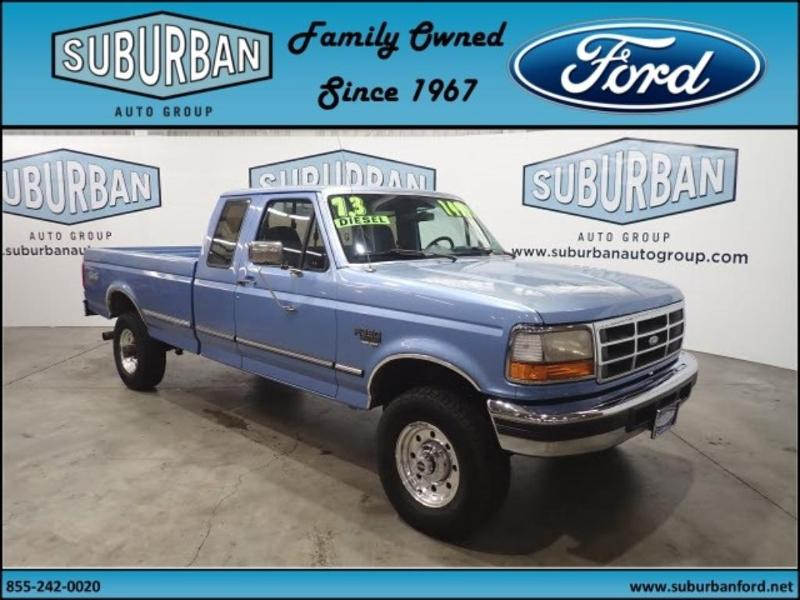 Ford F-250 1997 $13975.00 incacar.com
