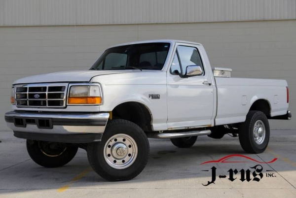 Ford F-250 1997 $6800.00 incacar.com