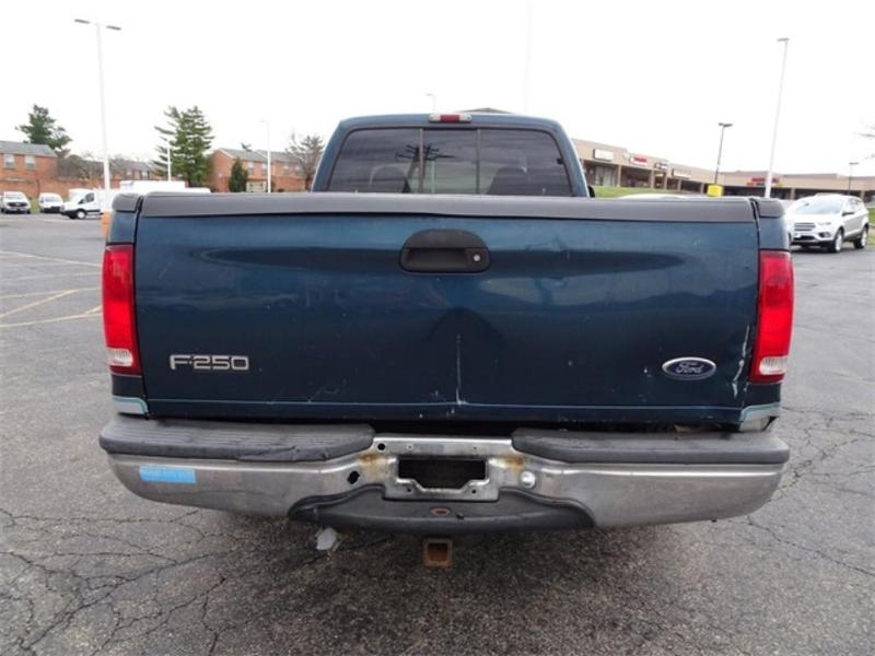used Ford F-250 1999 vin: 1FTNX20F9XEB67679