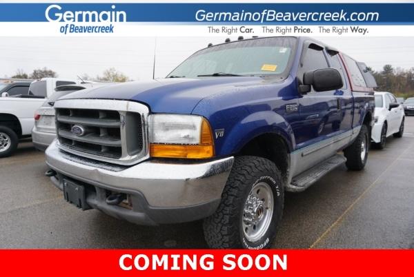 Ford F-250 1999 $12834.00 incacar.com