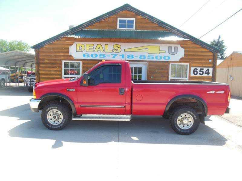 Ford F-250 1999 $8995.00 incacar.com