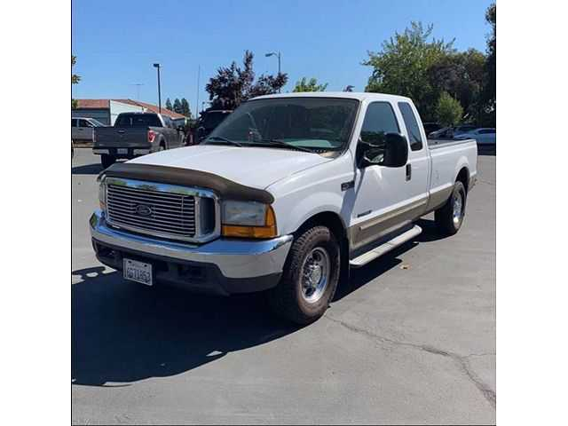 used Ford F-250 2000 vin: 1FTNX20F8YEC97664