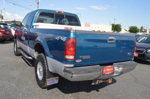 Ford F-250 2000 $9890.00 incacar.com