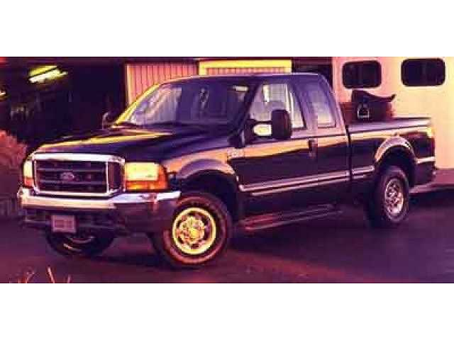used Ford F-250 2000 vin: 1FTNW21F3YEA82372