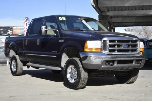 Ford F-250 2000 $14601.00 incacar.com