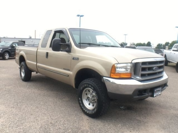 used Ford F-250 2000 vin: 1FTNX21F0YEC97608