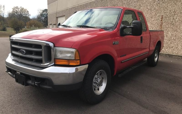 Ford F-250 2000 $10995.00 incacar.com