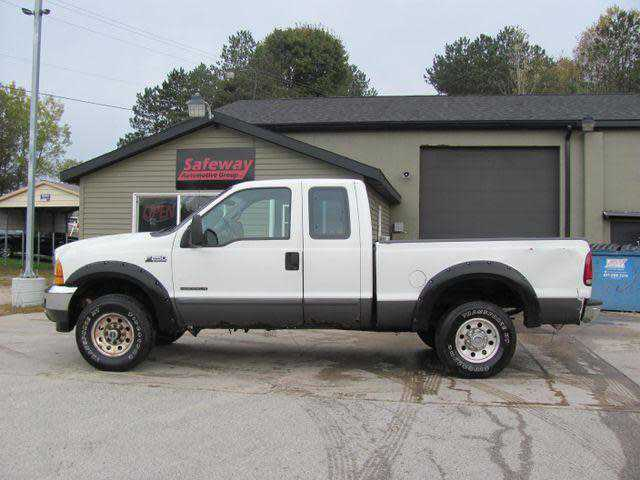 Ford F-250 2001 $4995.00 incacar.com