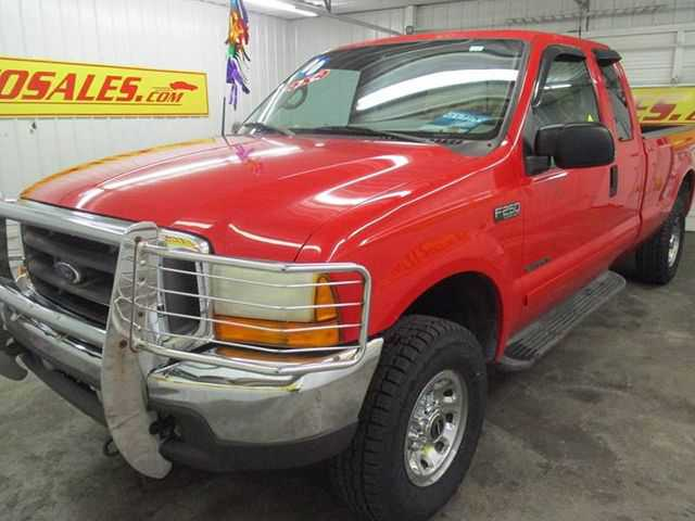 Ford F-250 2001 $5950.00 incacar.com