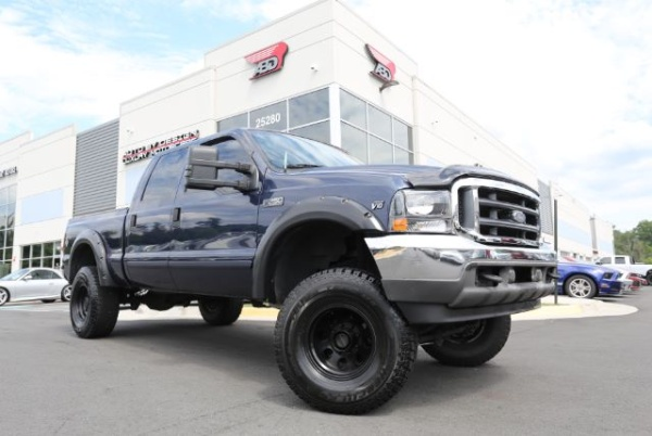 Ford F-250 2002 $14790.00 incacar.com