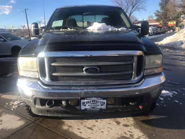 Ford F-250 2002 $13995.00 incacar.com
