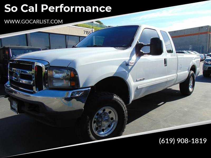 Ford F-250 2002 $8495.00 incacar.com