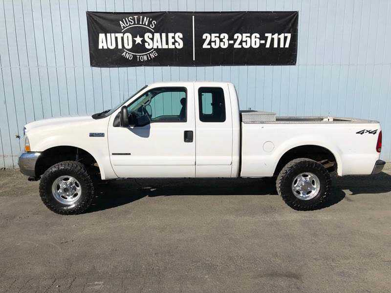 Ford F-250 2002 $6999.00 incacar.com