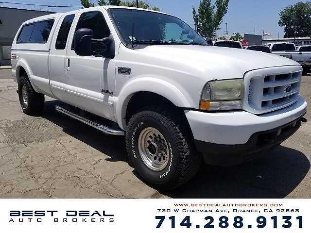 Ford F-250 2003 $9975.00 incacar.com