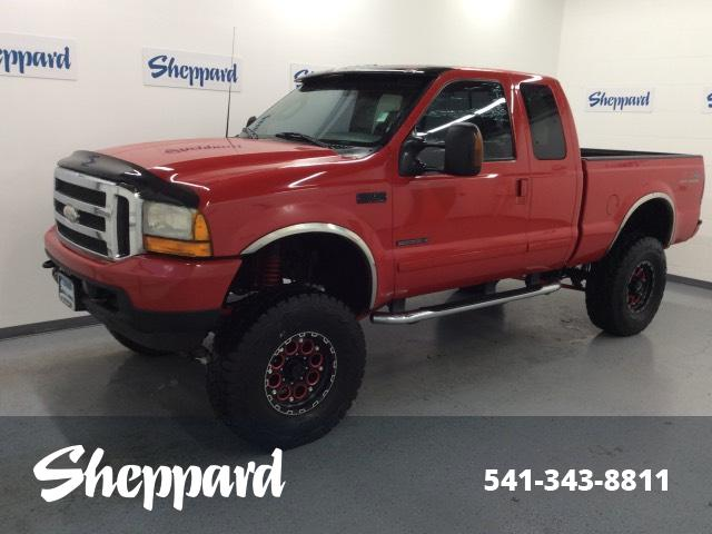 used Ford F-250 2003 vin: 1FTNX21F83EA03574