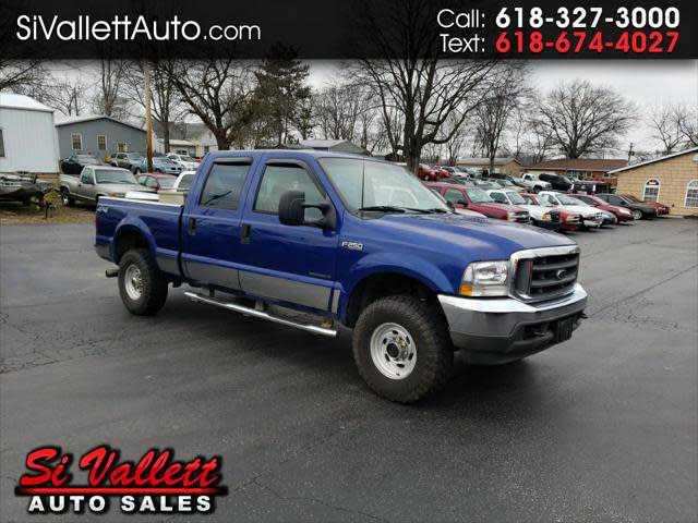Ford F-250 2003 $9995.00 incacar.com