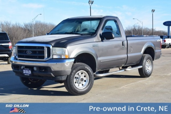 used Ford F-250 2003 vin: 3FTNF21L93MB31714