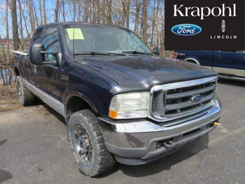 Ford F-250 2003 $7580.00 incacar.com