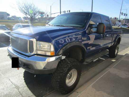Ford F-250 2003 $15995.00 incacar.com