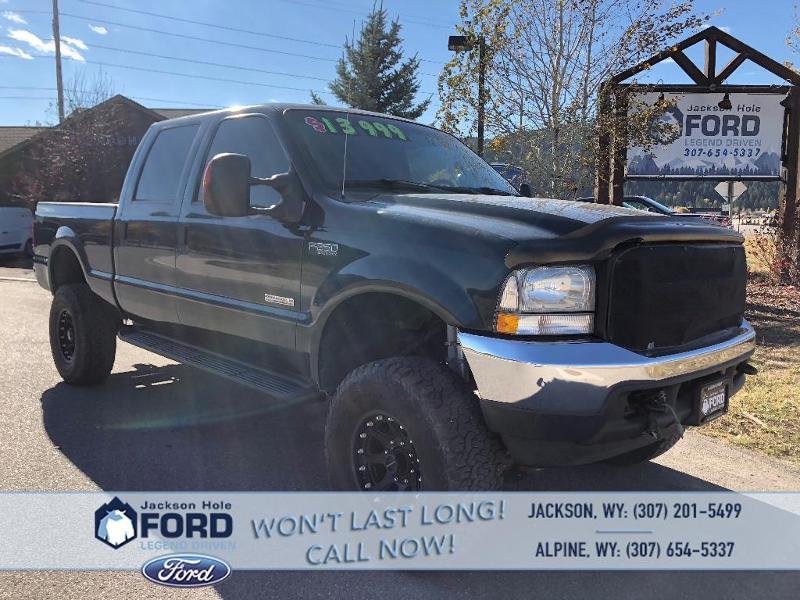 Ford F-250 2004 $13995.00 incacar.com