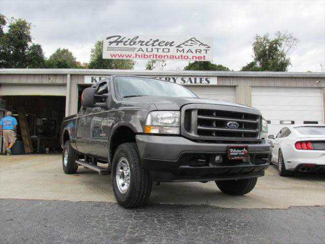 Ford F-250 2004 $15900.00 incacar.com