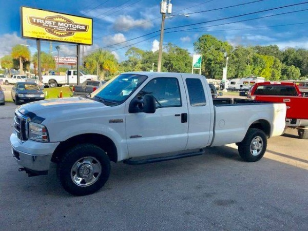 used Ford F-250 2006 vin: 1FTSX21P36ED86582