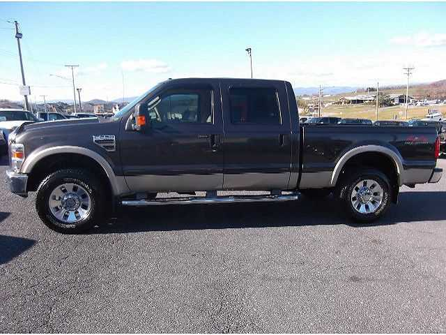 used Ford F-250 2008 vin: 1FTSW21RX8EB31404