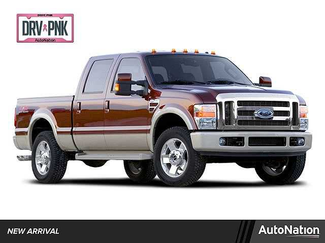 used Ford F-250 2008 vin: 1FTSW21R08EC45718
