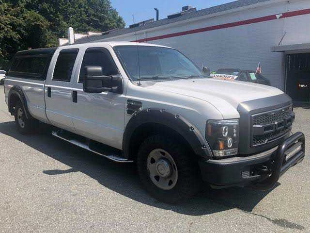used Ford F-250 2008 vin: 1FTSW20R88ED34664