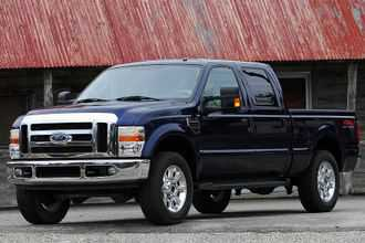 used Ford F-250 2008 vin: 1FTSW21R88EC65649