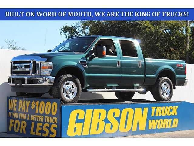 used Ford F-250 2009 vin: 1FTSW21RX9EA81380