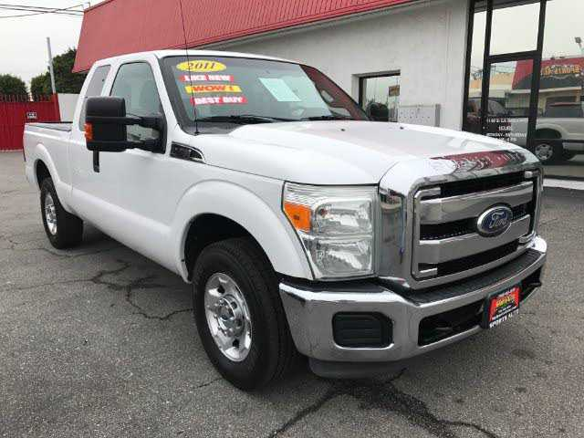 used Ford F-250 2011 vin: 1FT7X2A69BEB75412
