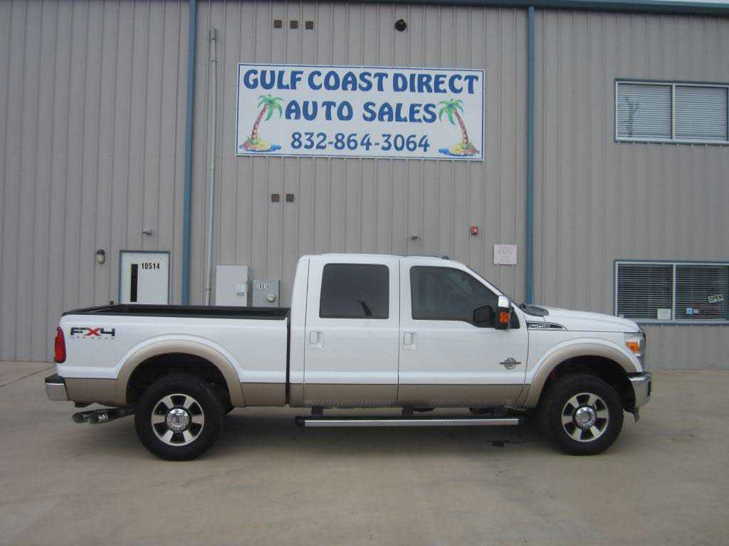 Ford F-250 2011 $16477.00 incacar.com