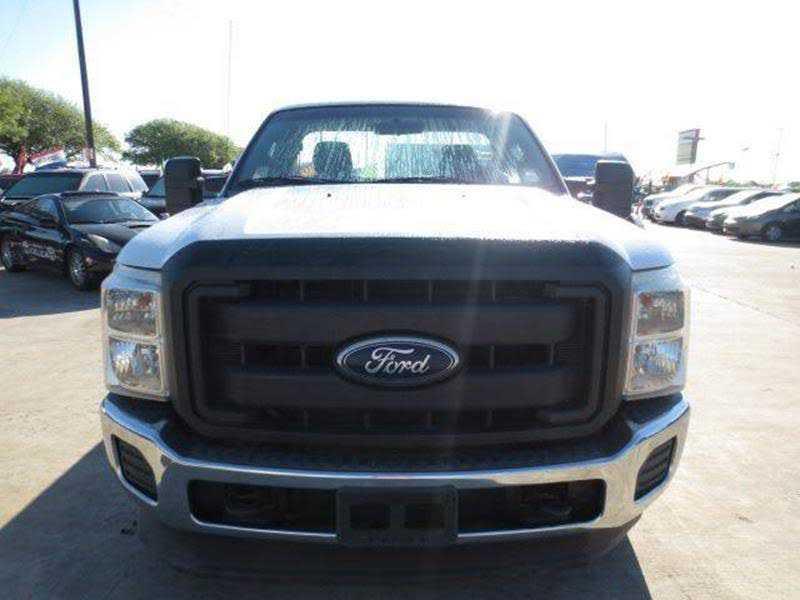 used Ford F-250 2011 vin: 1FTBF2A67BEA98262