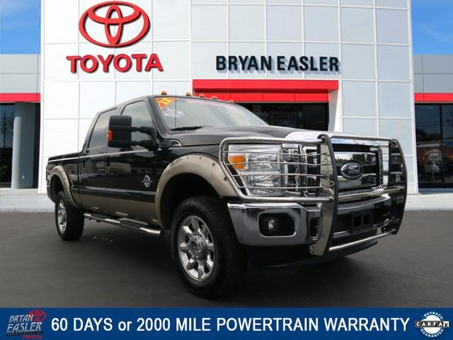 used Ford F-250 2012 vin: 1FT7W2BT5CEB37779