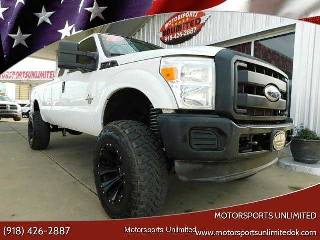 used Ford F-250 2012 vin: 1FT7X2BT4CEB45675