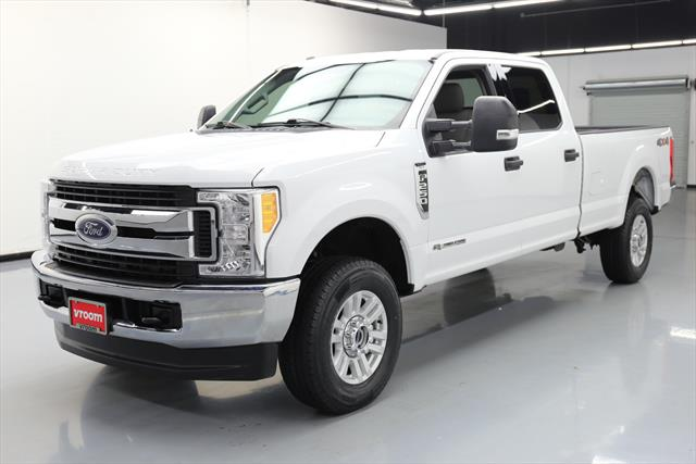 used Ford F-250 2017 vin: 1FT7W2BT4HEE84804