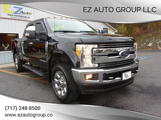 used Ford F-250 2017 vin: 1FT7W2BT1HEC93454