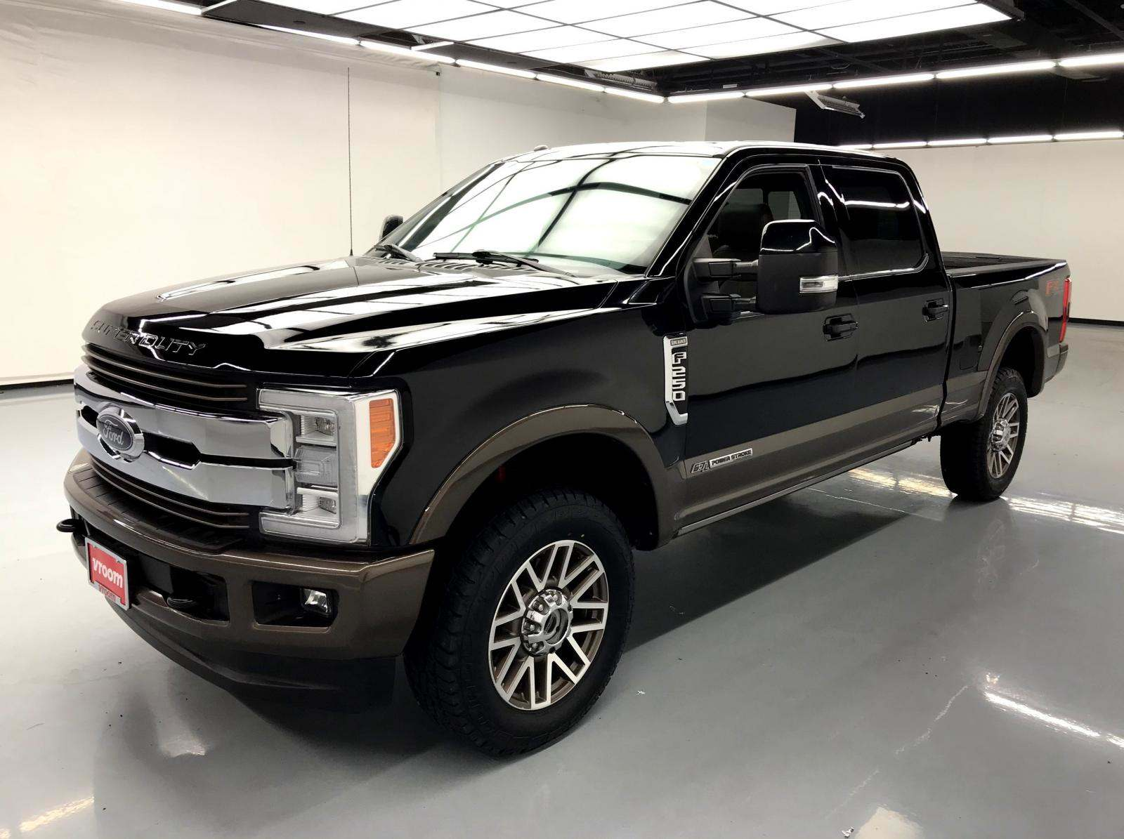 used Ford F-250 2017 vin: 1FT7W2BT9HEC40727