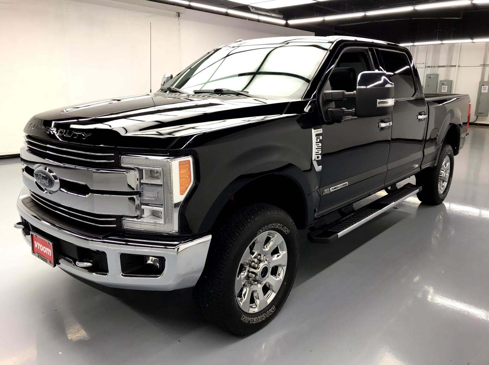 used Ford F-250 2017 vin: 1FT7W2BTXHED17363