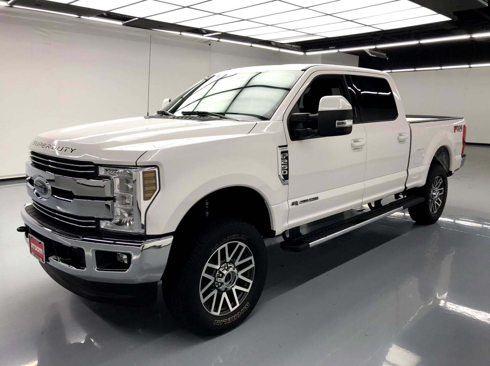 used Ford F-250 2018 vin: 1FT7W2BT0JEB30235
