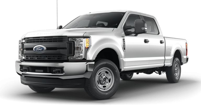 used Ford F-250 2019 vin: 1FT7W2B61KEF21373