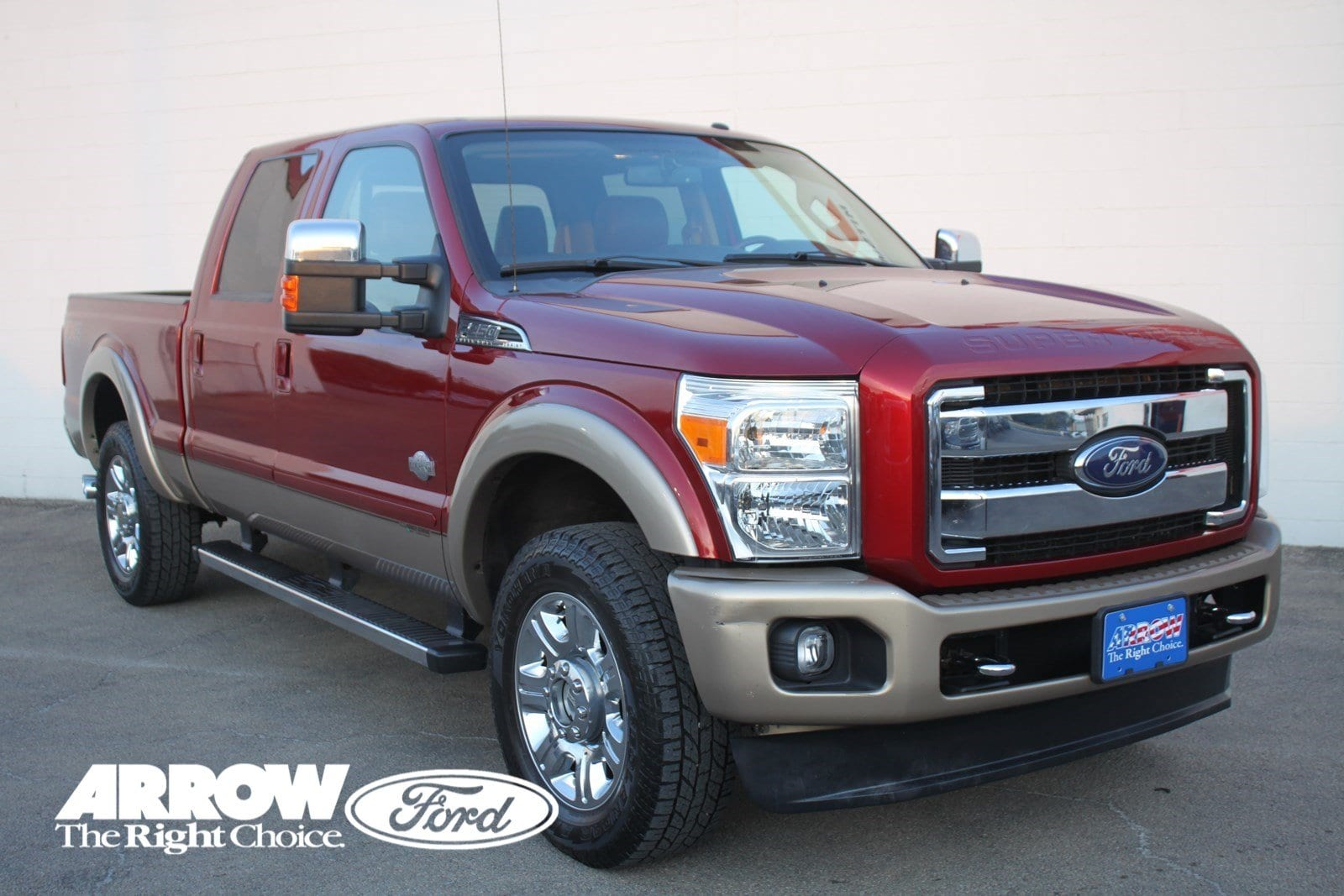 used Ford F-250 2014 vin: 1FT7W2BT0EEA03054