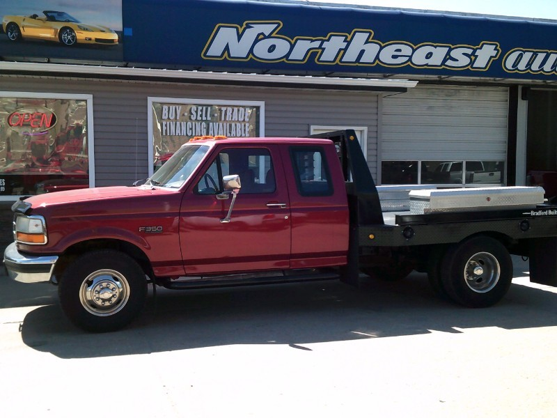 used Ford F-350 1993 vin: 1FTJX35G2PKB33302