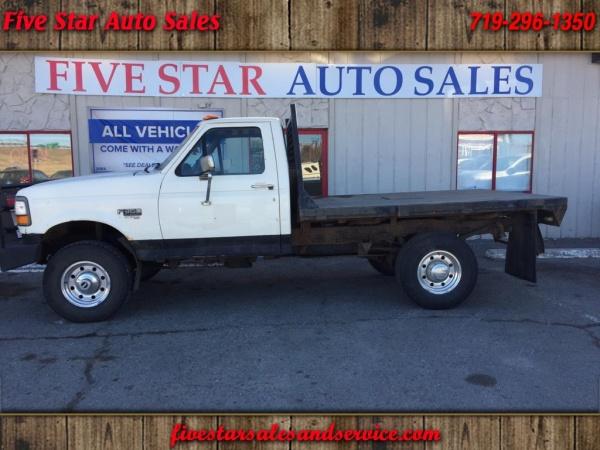 Ford F-350 1997 $11999.00 incacar.com