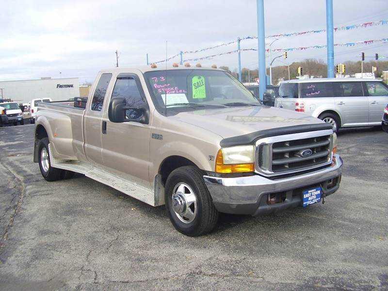 Ford F-350 1999 $8995.00 incacar.com